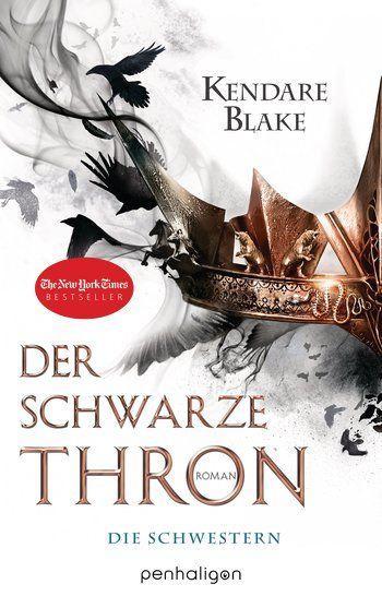 Buchcover-Bild für das eBook Der schwarze Thron