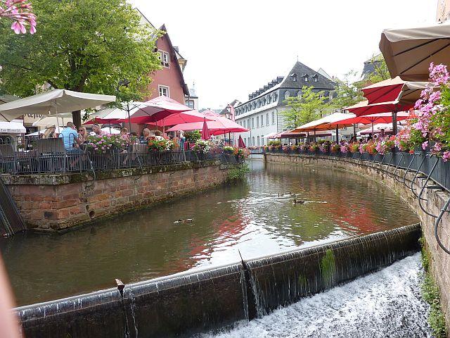 Buttermarkt in Saarburg