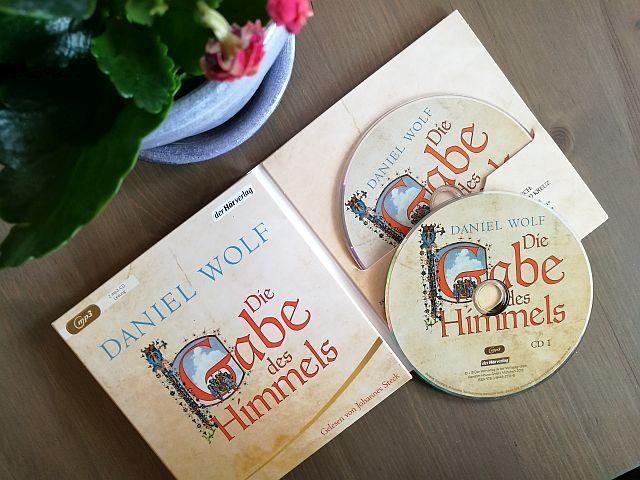 Cover Hörbuch Gabe des Himmels
