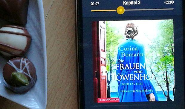 Hörbuch-Rezension Die Frauen vom Löwenhof