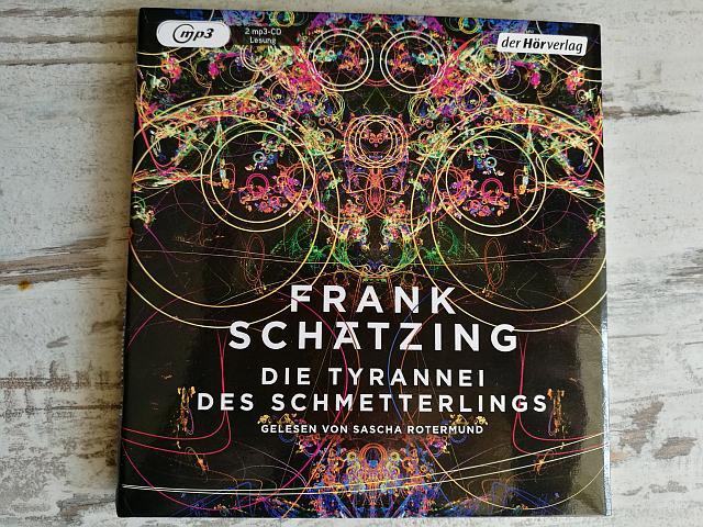 Hörbuch - Die Tyrannei des Schmetterlings* von Frank Schätzing