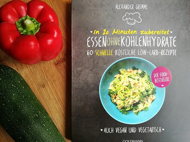 Cover In zwanzig Minuten zubereitet - Essen ohne Kohlenhydrate