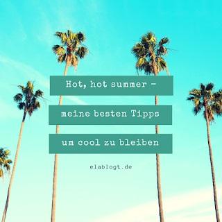 Hot, hot Summer Bild von Ela