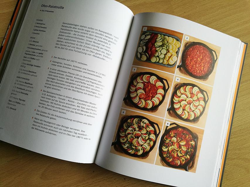 Ausschnitt aus dem Kochbuch Tasty - Das Original