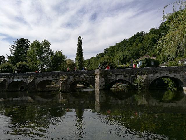 Brücke Pont de Coude - Brantôme