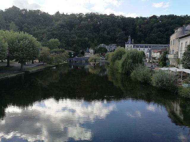 Wohnmobil-Tour Frankreich -Brantôme
