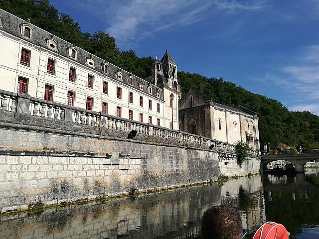 Die Abtei Pierre - Brantôme