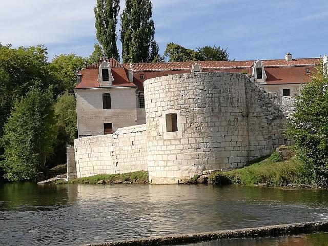 Alter Turm von Brantôme