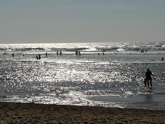 Strand Messanges Plage Nord