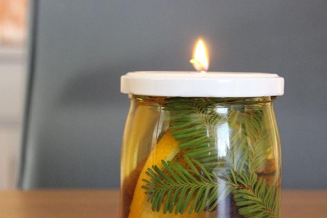 Duftende Öllampe DIY