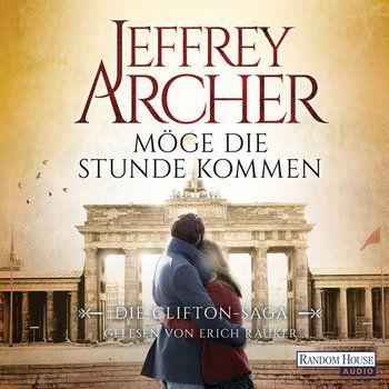 Cover - Möge die Stunde Jeffrey Archer
