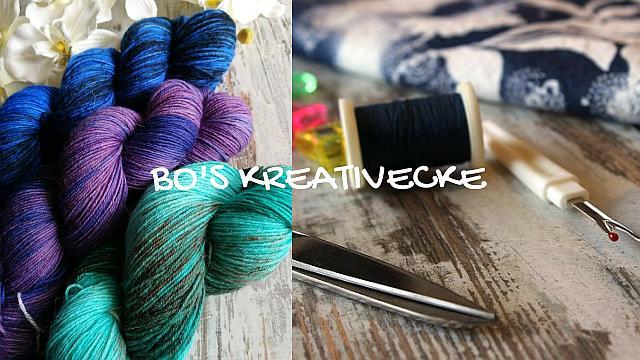 Bo's Kreativecke- Video-Strick-Podcast