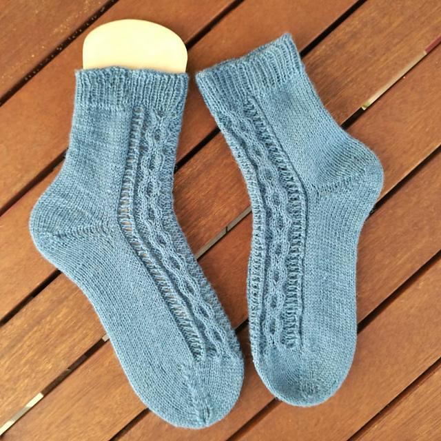 Socken Amina