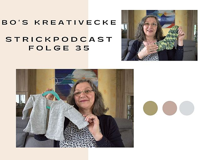 Strick-Podcast Folge 35