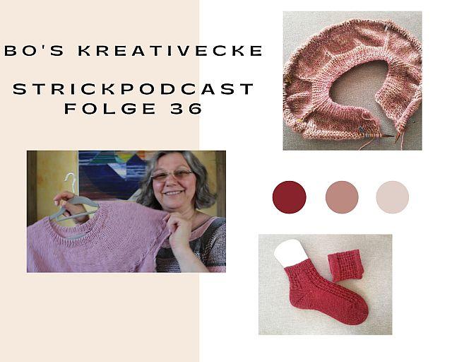 Strickpodcast Folge 36