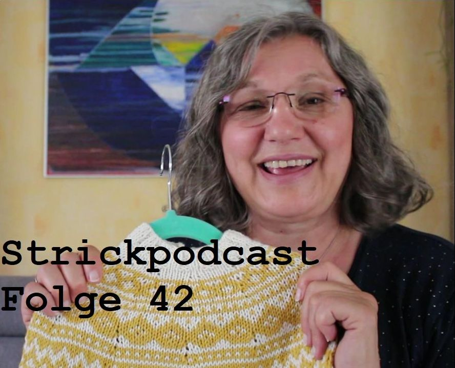 Strickpodcast Folge 42